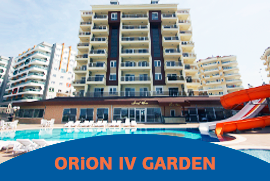 ORION IV GARDEN